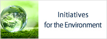 Initiatives for the Environment / Initiatives for Quality
